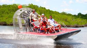 Google image of a typical air boat